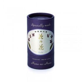 Conjunto de Incensos Japoneses Nippon Kodo Hana-no-hana Excellent - Violeta