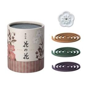 Conjunto de Incensos Japoneses Nippon Kodo Hana-no-hana - Espiral