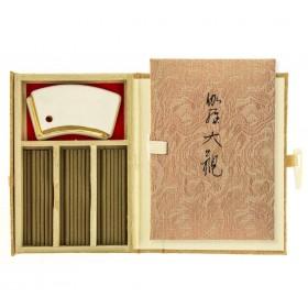Conjunto de Incensos Japoneses Nippon Kodo Kyara Taikan Aloe Superior