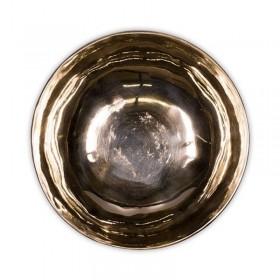 Taça Sonora de Cristal Quartzo - 45 cm - Afinada com a nota Lá (432 Hertz)