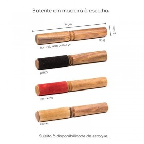 Conjunto de Diapasões Solfeggio (Tuning Fork)