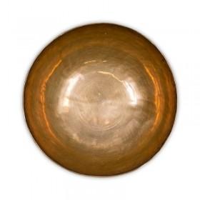 Taça Tibetana Ishina com batente em madeira - 12 cm