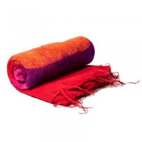 Manta para yoga e meditação - Colors
