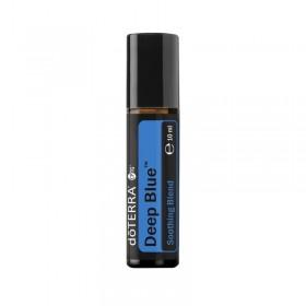 Blend terapêutico Deep Blue (Mistura Suavizante) doTERRA Roll-on - 10 ml