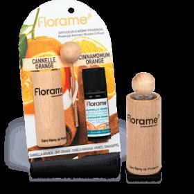 Óleo essencial biológico de Mangerona Florame (Origanum majorana) - 5 ml