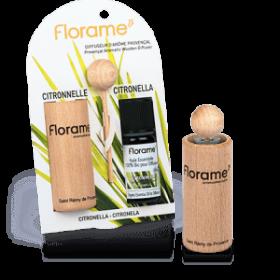 Óleo essencial biológico de Melissa Florame (Melissa officinalis) - 1 ml