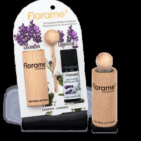 Óleo essencial biológico de Labardor Tea Florame (Ledum groenladicum) - 2 ml