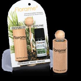 Óleo essencial biológico de Hortelã-Pimenta (Menta piperata) Florame