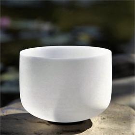 Incensário Japonês em cerâmica Nippon Kodo - Grous - Branco