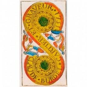Tarot de Marsella Super fácil - 22 Arcanos (MDT) (FT) 2º Edição