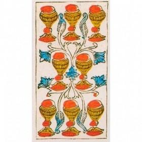 Tarot de Marselha Gigante - Claude Burdel