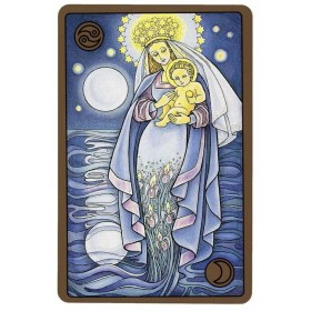 Tarot de Marselha Azul - Ancien - Grimaud