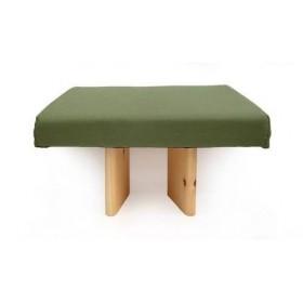 Banco para meditação - Verde