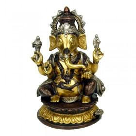 Estátua de Ganesha - 26 cm