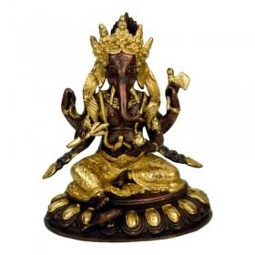 Estátua de Ganesha - 20 cm