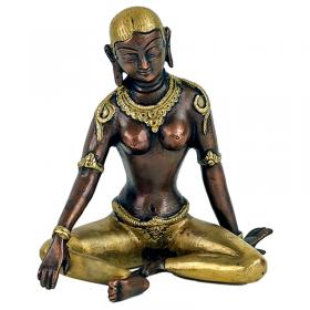 Estátua de Parvati - 15 cm